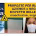 Mascherine e accessori per protezione contro il virus covid19