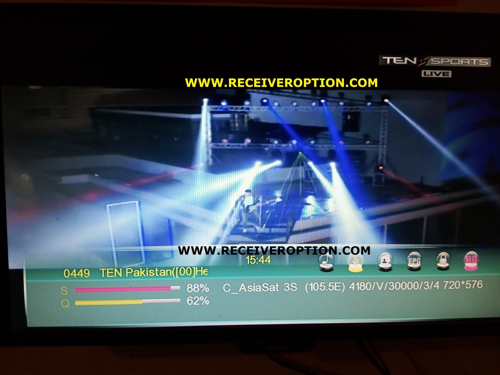SUPER MAX SM 3000 HD 3G RECEIVER POWERVU KEY SOFTWARE - HOW