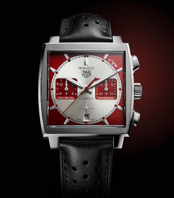 TAG Heuer Monaco Grand Prix de Monaco Historique Limited Edition Ref. CBL2114.FC6486