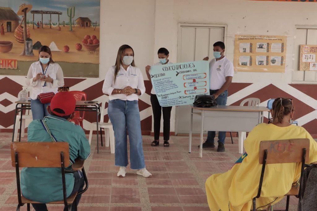https://www.notasrosas.com/En Riohacha se escogerán operadores de alimentación y transporte escolar