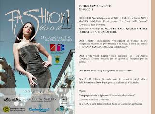FASHION... THIS IS IT 20. UN EVENTO PER FESTEGGIARE L'ACCADEMIA NEW STYLE