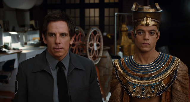 Night at the Museum: Secret of the Tomb (2014) Dual Audio [Hindi-English] 720p BluRay ESubs Download