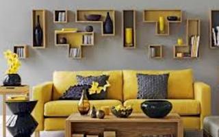 cara dekorasi ruang tamu