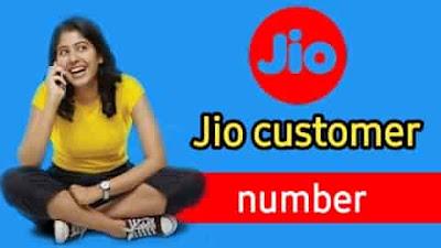 Jio helpline number. Jio customer care number