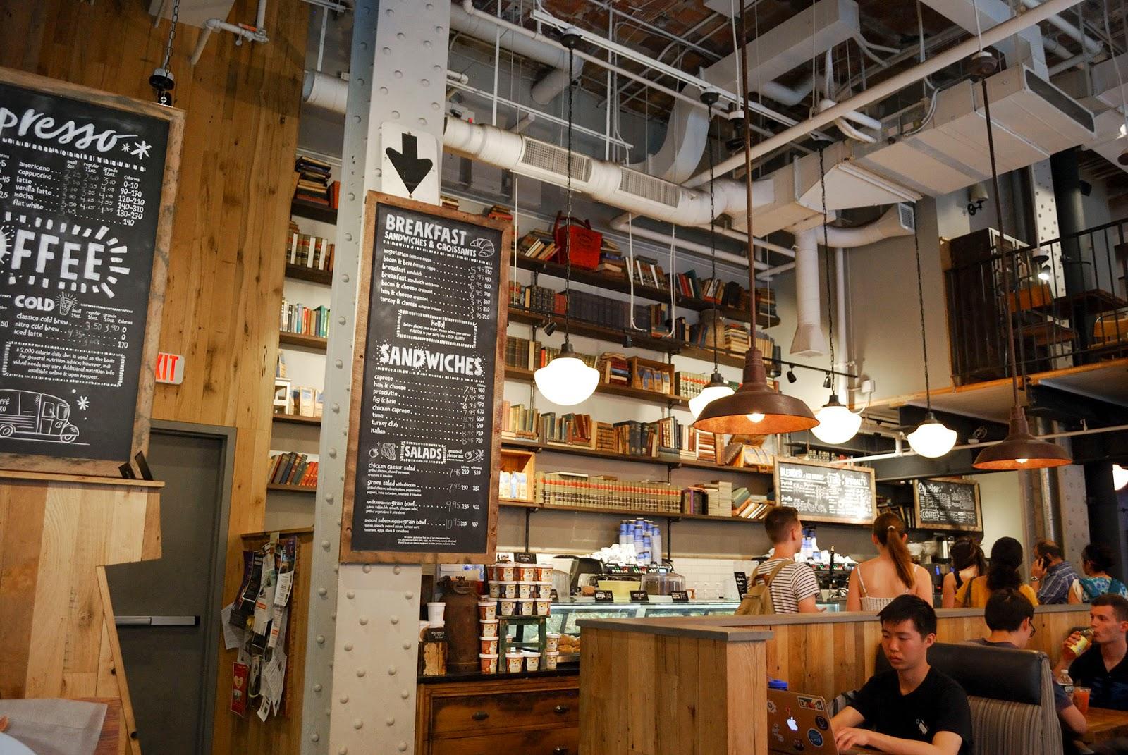cafe nero restaurant boston usa breakfast brunch