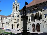 Ayuntamiento de Berna, Suiza, City Hall Bern, Switzerland, ville de Berne, Suisse, vuelta al mundo, round the world, La vuelta al mundo de Asun y Ricardo