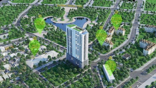 Chủ đầu tư dự án Luxury Park View công bố bảng giá