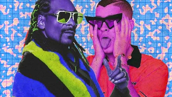 """Bad Bunny lanza """"Hoy cobré"""", con el rapero Snoop (+VÍDEO)"""