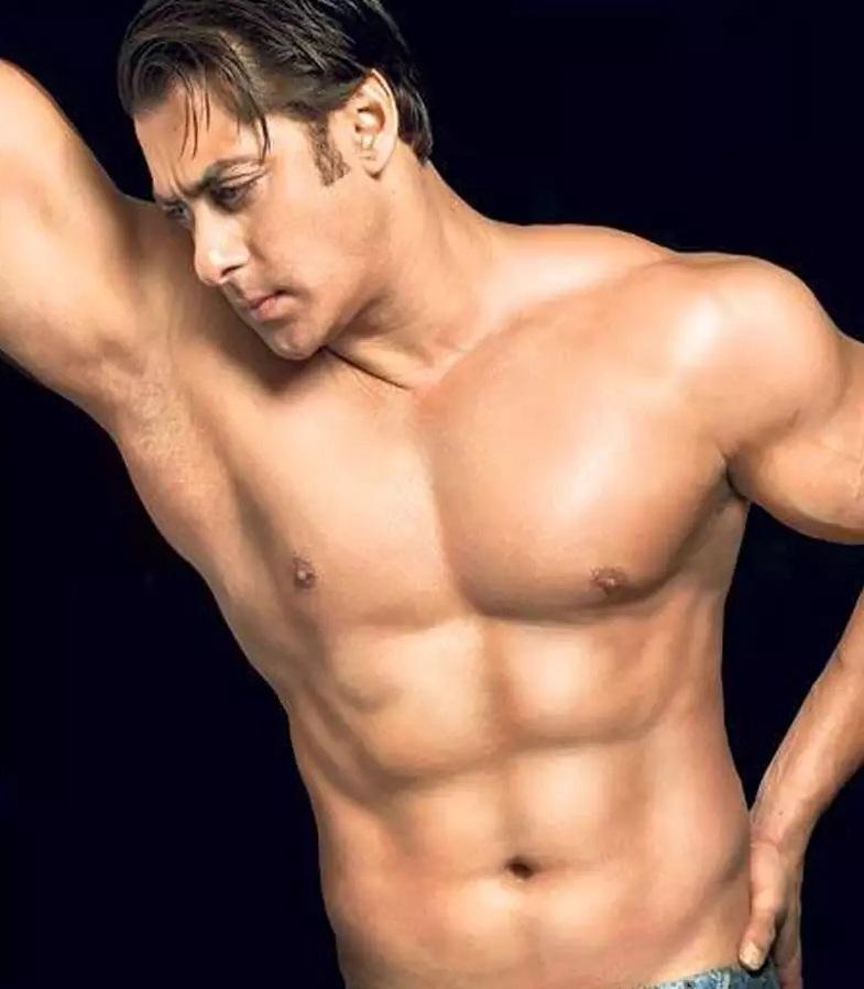 Salman Khan Look body