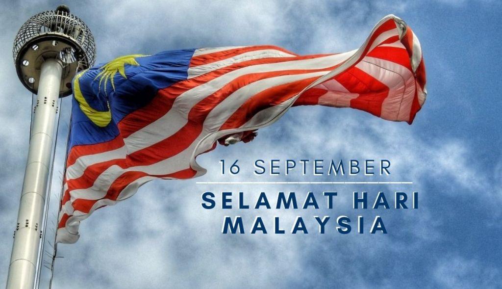 Selamat Hari Malaysia 2021