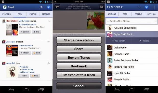 Pandora One App