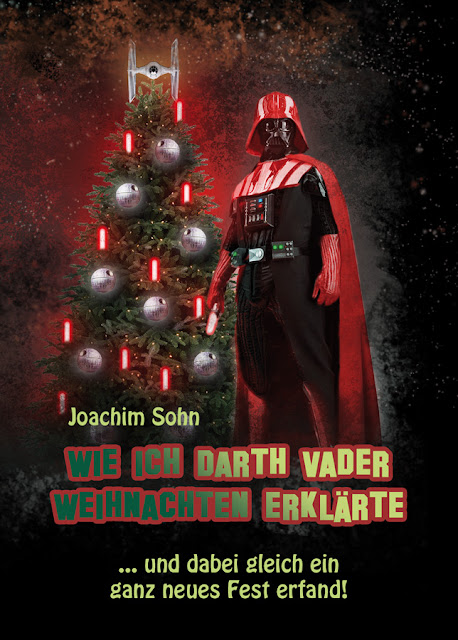 Wie ich Darth Vader Weihnachten erklärte - PDF Booklet