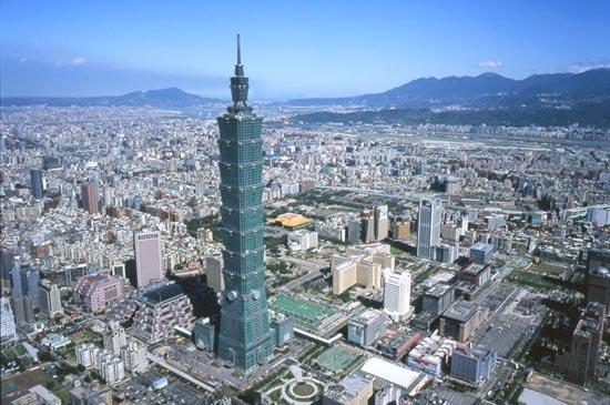 Taipei 101,Taiwan