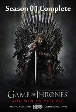 Game of Thrones Season 01 Complete Dual Audio Hindi ENG BluRay 720p
