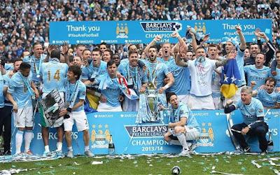 Manchester City Akan Juara Liga Inggris Musim ini