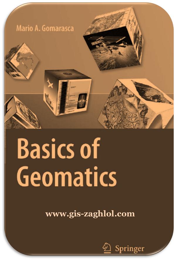تحميل كتاب أساسيات الجيوماتكس Basics of Geomatics