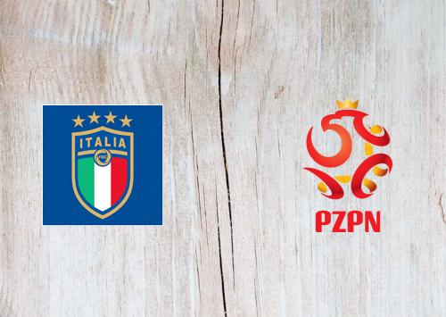 Italy vs Poland -Highlights 15 November 2020