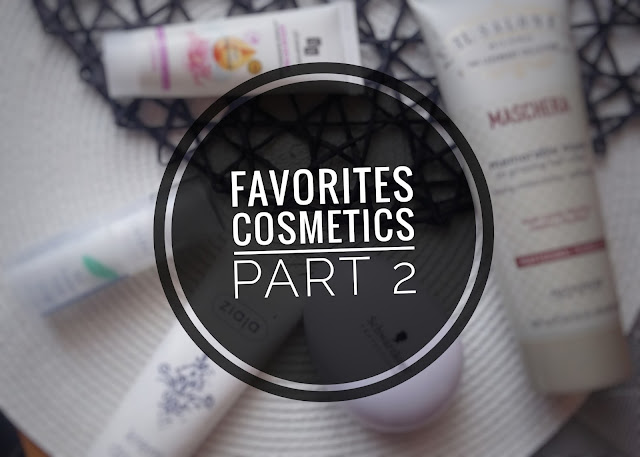Favorites cosmetics in April| Part 2