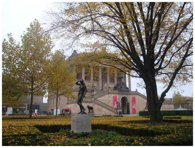 Roteiro para um dia em Berlim - o básico da cidade - Ilha dos Museus