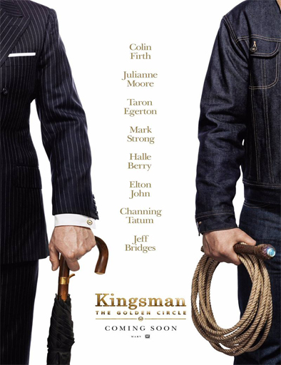 Ver Kingsman: El círculo dorado (2017)