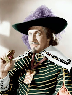 Vincent Price as Cardinal Richelieu, The Three Musketeers (1948)