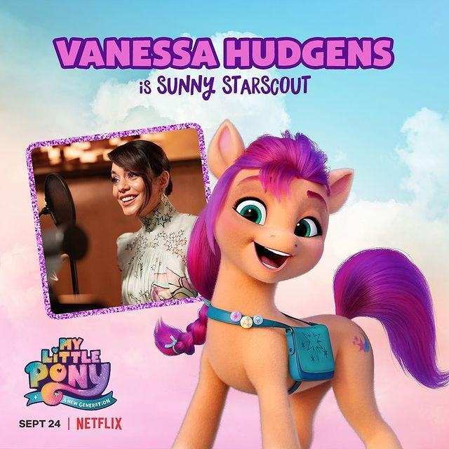 Sunny Starscout My Little Pony - A New Generation Vanessa Hudgens