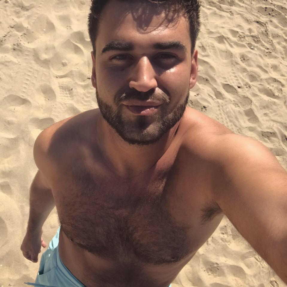 Armando sarowny nackt