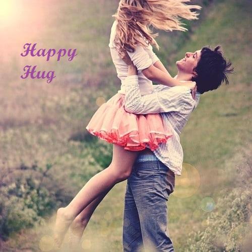 Hug Day True Whatsapp Status DP