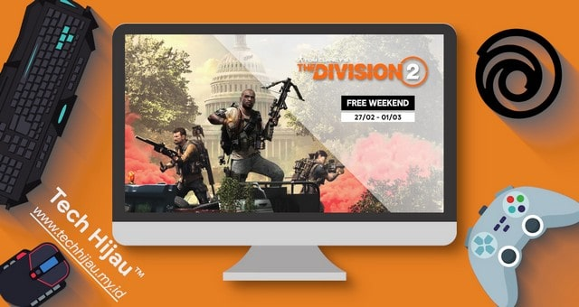 Tom Clancy's The Division 2 - TechHijau.my.id