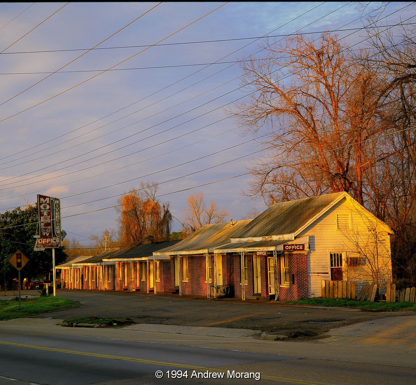 Urban Decay: Washington Street Motels, Vicksburg, Mississippi
