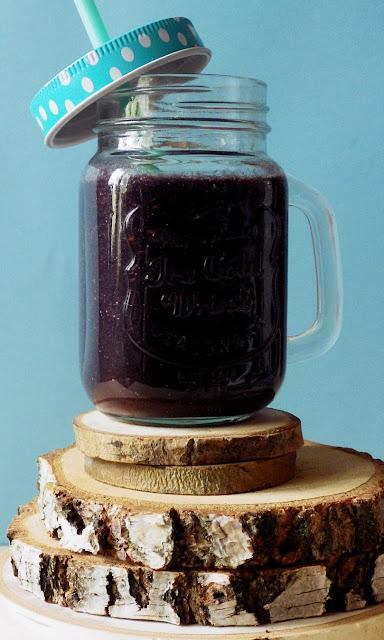 lodovo coal smoothie black quinoa gluten free