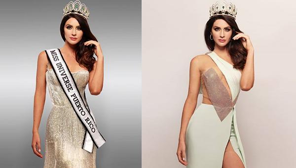 Estefanía Soto Torres  es Miss Universe Puerto Rico 2020