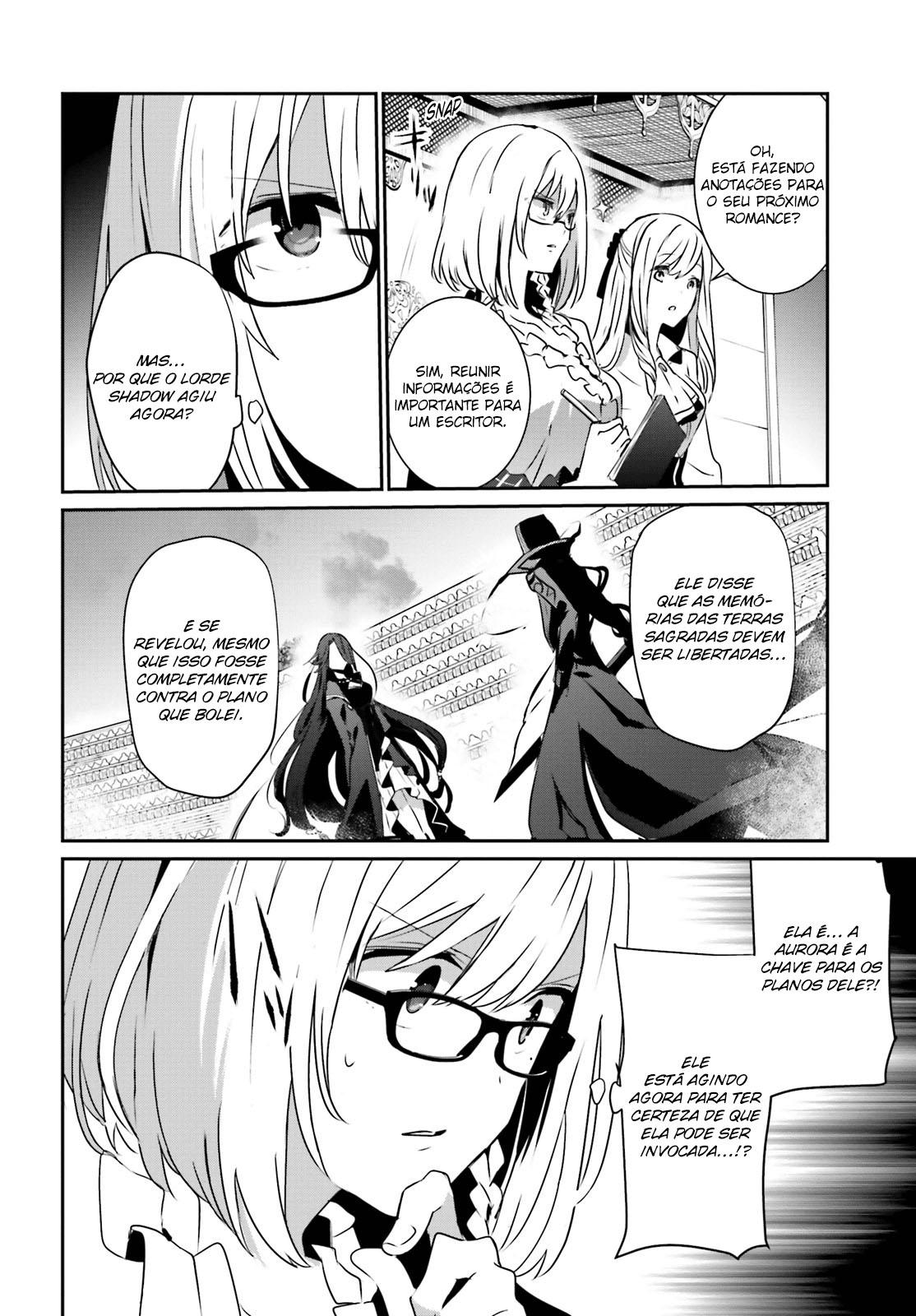 Kage no Jitsuryokusha ni Naritakute / The Eminence In Shadow Mangá Online Capítulo 16 em PT-BR