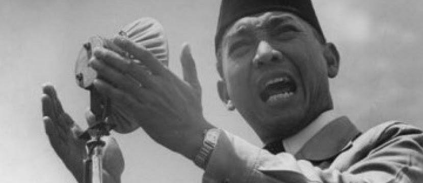Bung Karno: Tidak Ada Pemimpin Yang lebih Besar Dari Nabi Muhammad Shallallahu Alaihi Wasallam