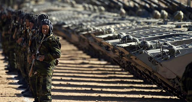 الجيش المغربي ينتظر ساعة الصفر لتطهير منطقة الكركرات من عصابات البوليساريو