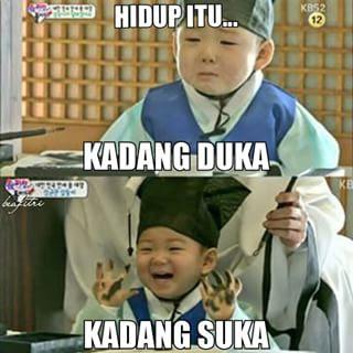 Meme Balita Korea ini Dijamin Bikin Para Netizen Gemez Deh..!