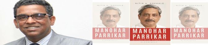 Parrikar Biography Stokes Fresh Row Over Gen Rawat's Elevation As Army Chief