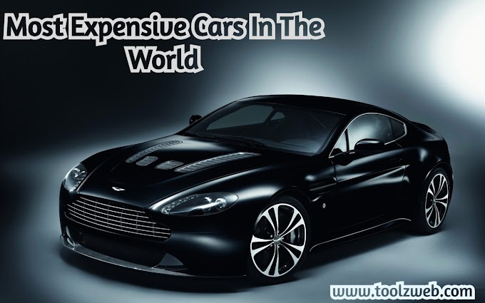 Most Expensive Car In The World 2020