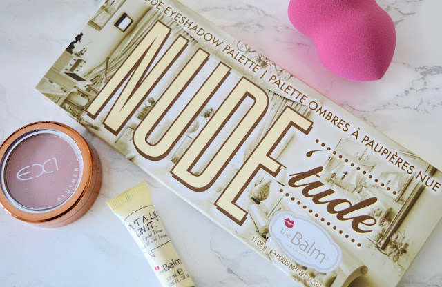 TheBalm Nude'tude Eyeshadow palette
