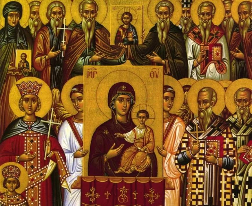 Κυριακή της Ορθοδοξίας: Τι γιορτάζει η Εκκλησία μας σήμερα 17 Μαρτίου