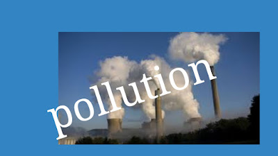 What is pollution image