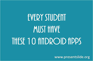 Every Student Must Have These 10 Apps