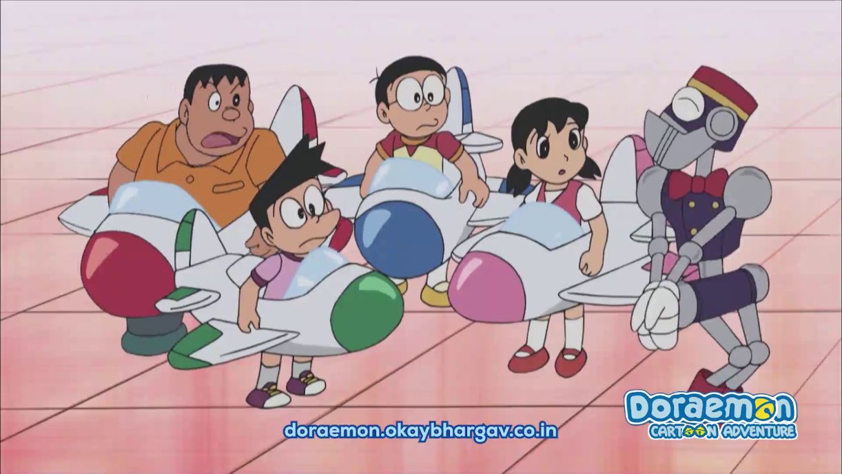 Doraemon Episode 3-Nobita's Birthday Adventure Season 16