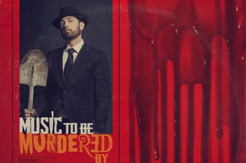 Album Stream: Eminem - Music To Be Murdered By