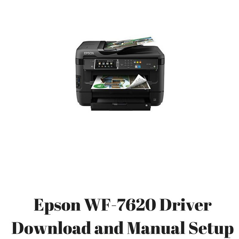 epson wf-7520 driver not set