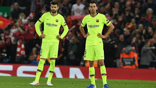 Devastation at Anfield sparked a horrible year at Barcelona