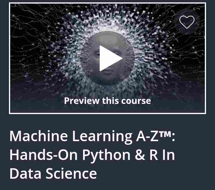 Best Machine learning and deep learning courses (free/paid)