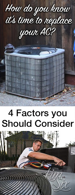 How to Know When To Replace Your HVAC System. The four factors you should consider when deciding if it would make sense to upgrade in order to make up the cost in energy and cost savings.