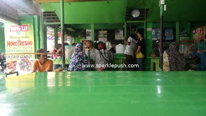 Soto Moro Tresno Kuliner Khas Tegal Yang Wajib Disambangi