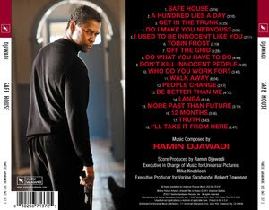 Safe House Lied - Safe House Musik - Safe House Soundtrack Filmmusik